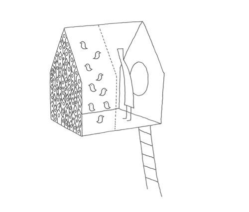 multi unit birdhouse plans