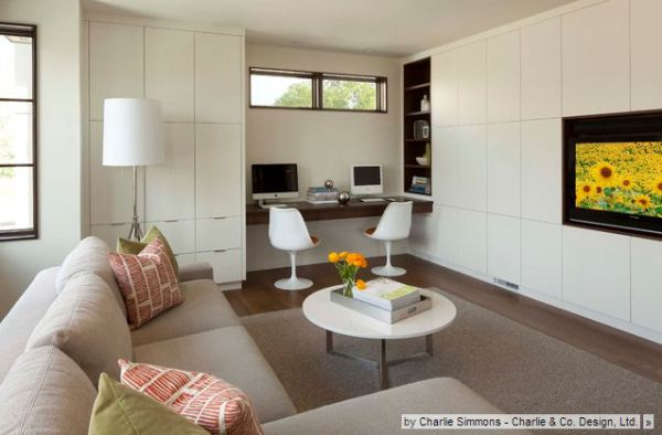 Design: Charlie Simmons  |  Image: Houzz
