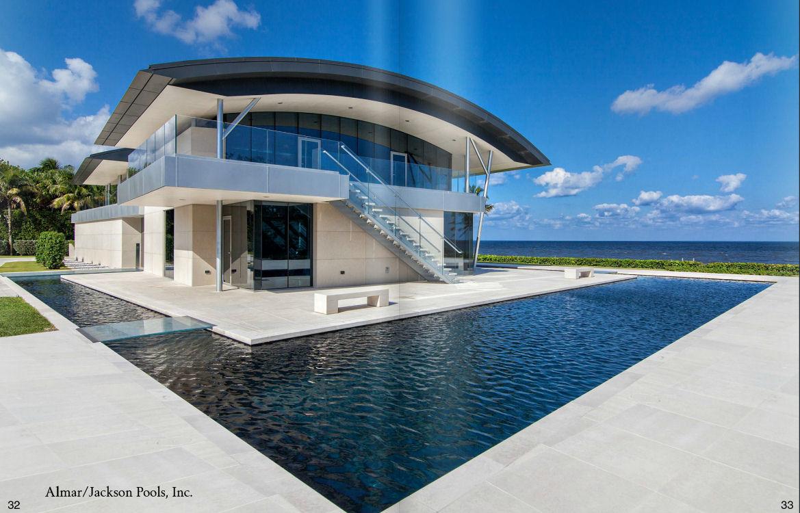 Designer homes hd wallpapers plus for Florida modern homes
