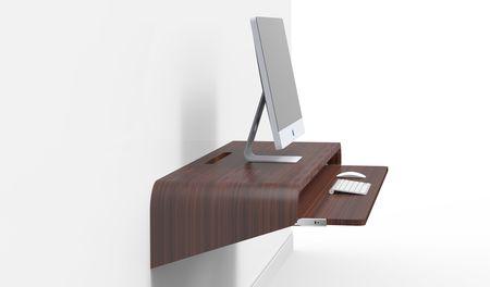 diy floating desk ikea cute09quj. Black Bedroom Furniture Sets. Home Design Ideas