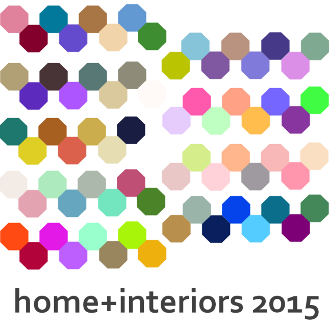 Pantone 2015 interiors+home | mecc interiors | design bites