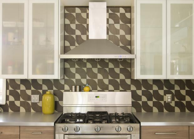 colourful patterned hardwood floor tiles | mecc interiors | design bites