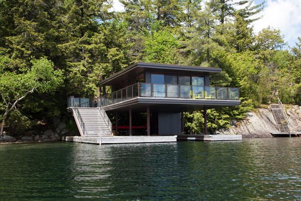 10 Envy Worthy Muskoka Boathouses Mecc Interiors Inc
