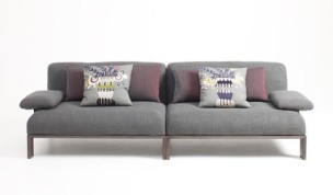 tuesday trending: embroidered furniture | @meccinteriors | design bites