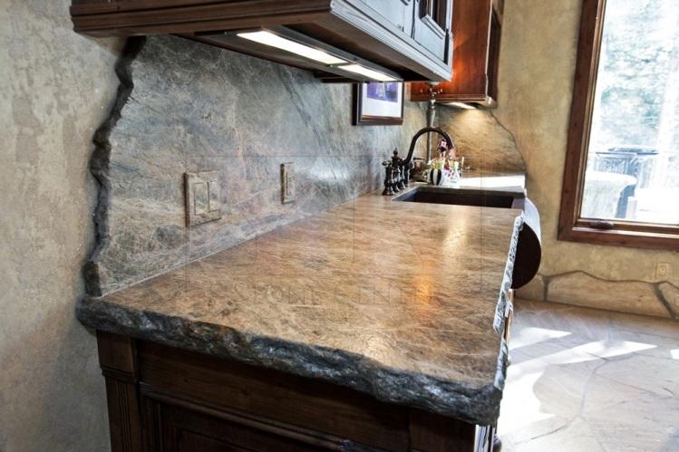 Consider Granite   3 Cm Chiseled Countertop | Kitchens | Pinterest |  Countertop, Granite And Countertops