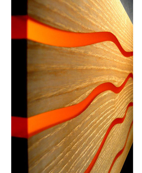 wood designs for walls