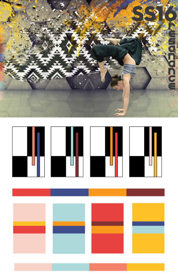 spring / summer 2016 colour inspirations from csi   @meccinteriors   design bites