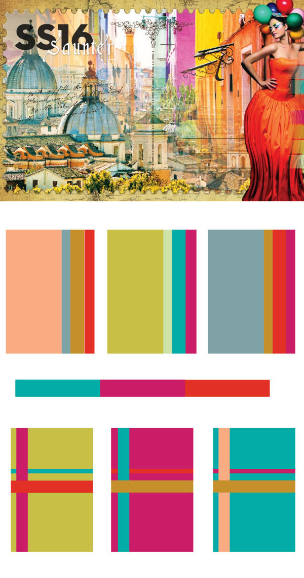 spring / summer 2016 colour inspirations from csi | @meccinteriors | design bites