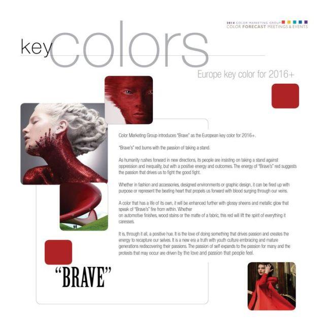 tuesday trending: brave 2016+ colour   @meccinteriors   design bites