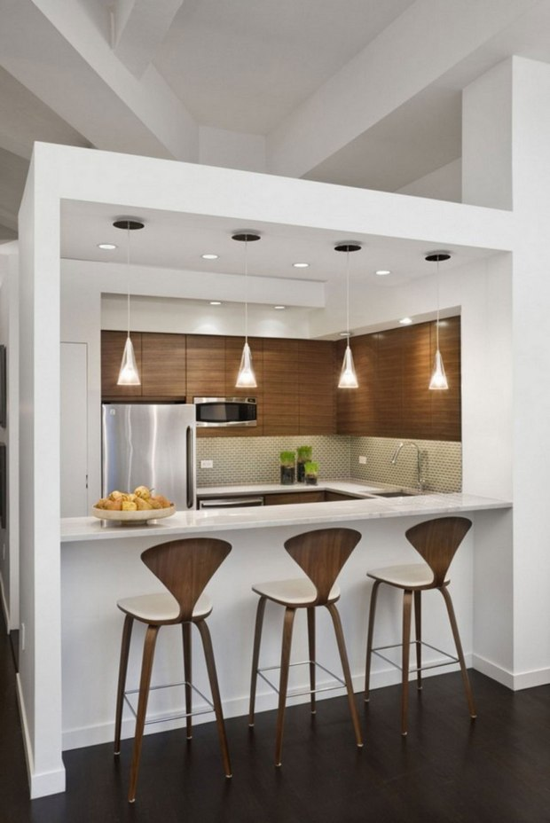 Make Your Small Kitchen Look Larger Mecc Interiors Inc