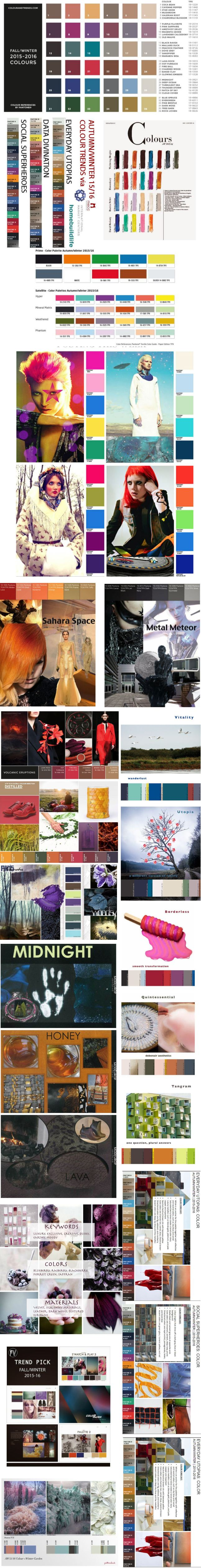 tuesday trending: autumn/winter 15/16 | @meccinteriors | design bites