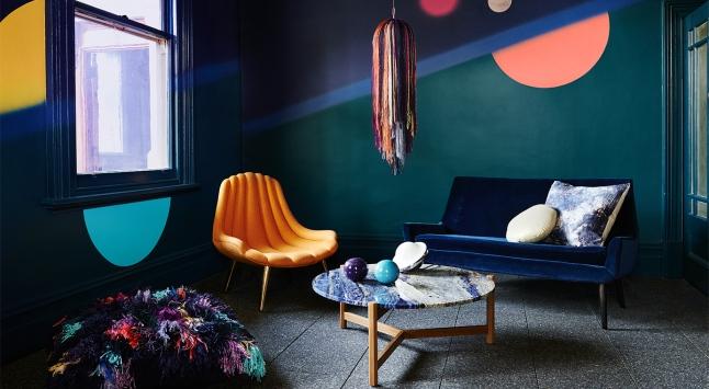 2016 dulux colour palettes, at home & abroad | @meccinteriors | design bites