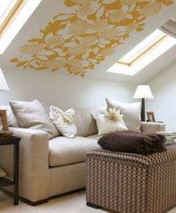 decorating your angled walls | @meccinteriors | design bites