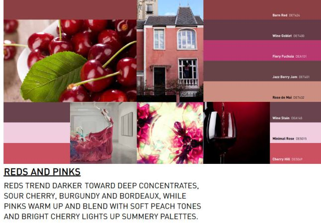 influential colours for 2016 from dunn-edwards | @meccinteriors | design bites