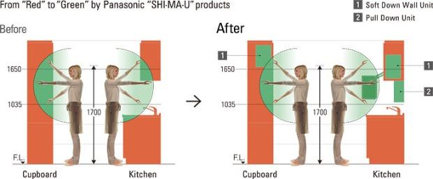 shimau: smart storage from japan | @meccinteriors | design bites